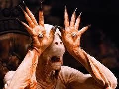 The Pale Man - Pan's Labyrinth