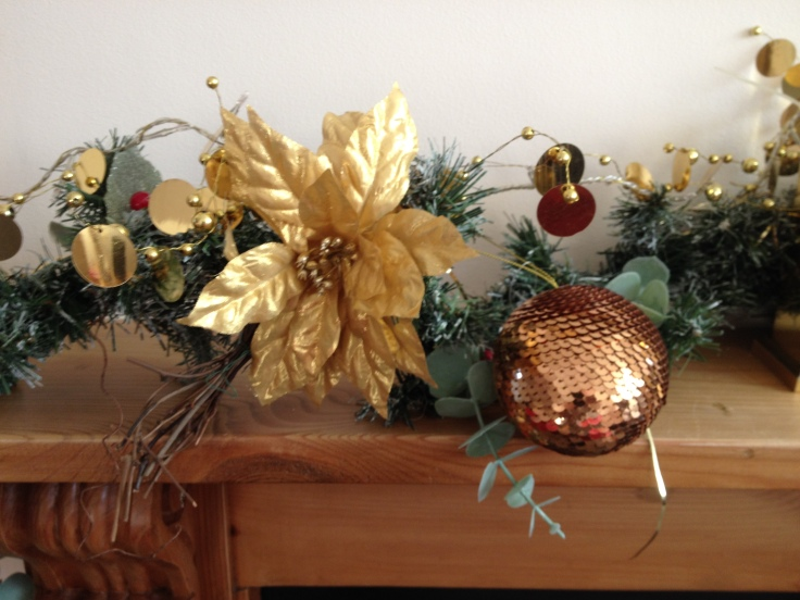 Christmas Flower Ball
