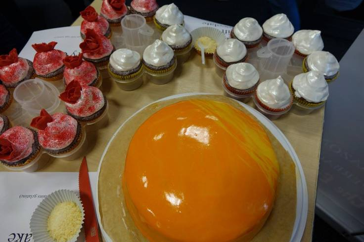 Book Launch Cakes 2