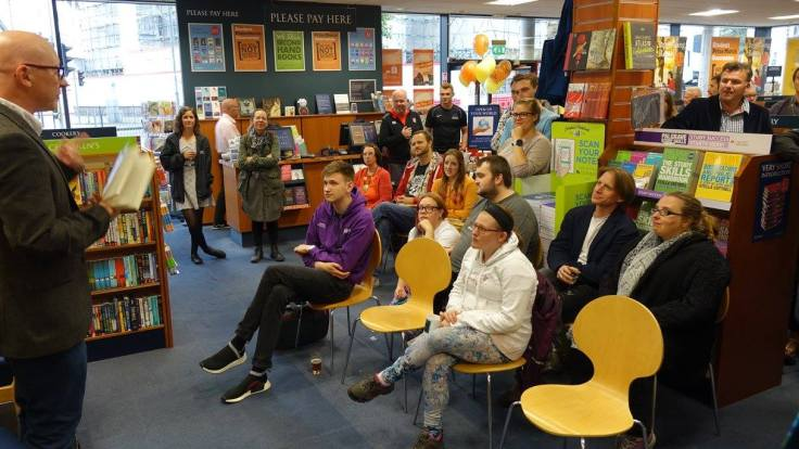 Book Launch Pic