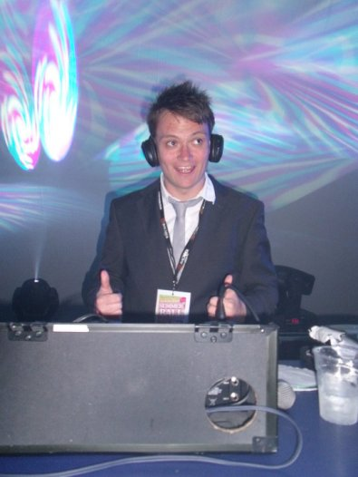 DJ CHEDDAR